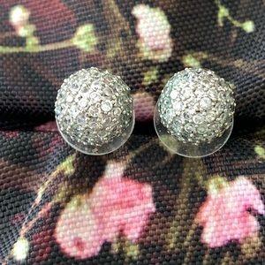2 for $25  Banana Republic sphere earrings